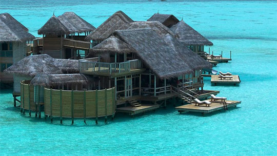 Best Luxury Overwater Villas – Maldives