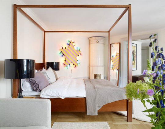 A boutique hotel dripping with style in stockholm for Boutique hotel stockholm