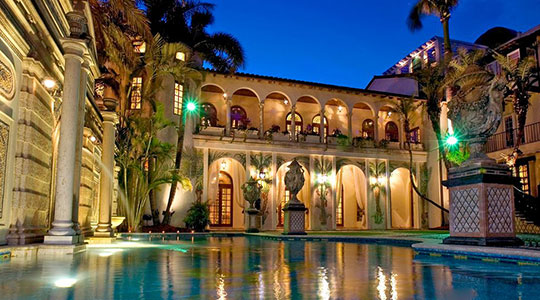 Storied Mansions Converted into Luxury Hotels