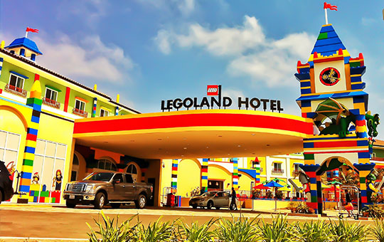 5 Cool Things About the New Legoland Hotel