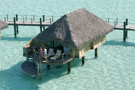 The Best Resorts in Bora Bora