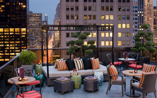 Top 6 Luxury Hotels in New York City