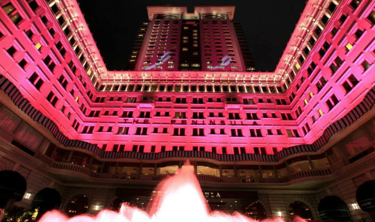 5 Positively Pink Hotels